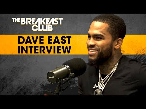 Dave East Talks Christina Milian, Working w/ Drake, DefJam Partnership + Paranoia