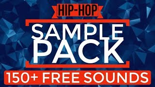 free hip hop sample pack 150 sounds 2017