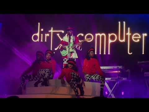 Janelle Monae - Screwed (LIVE, Dirty Computer Tour 2018) Mp3