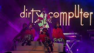 Janelle Monae - Screwed (LIVE, Dirty Computer Tour 2018)