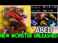 ABED [Snapfire] New Monster Mid Unleashed Insane Carry Build Dota 2