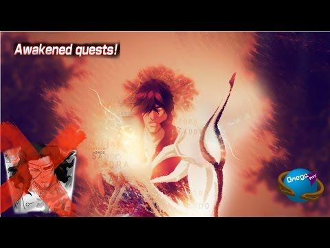 "Chad SAD+R Awakened Quest ""Tech"" [Bleach Brave Souls] Omega Play"