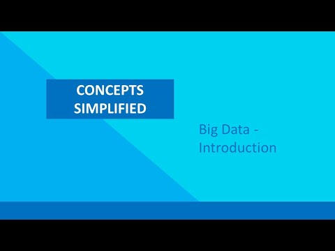 Big Data Specialist: Introduction to Big Data