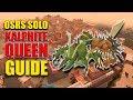 OSRS Solo Kalphite Queen Guide W/ 100 Kills Loot (Boss Series Episode 1)