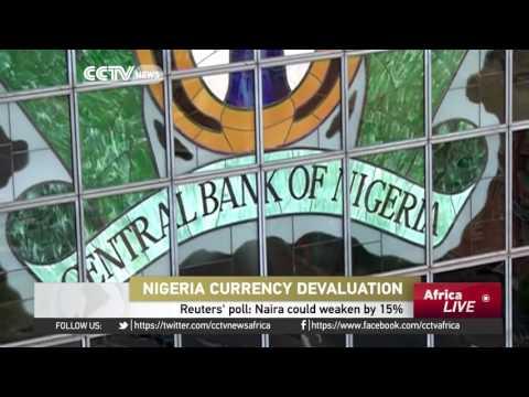 Nigeria's Central Bank To Devalue Naira