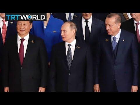 Nexus: Putin's politics of power