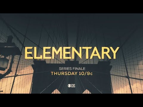 Elementary Series Finale CBS Trailer