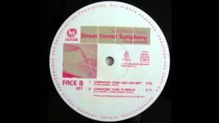 Street Corner Symphony Feat. Cece Rogers - Symphonic Tonic (H2o Live Mix)
