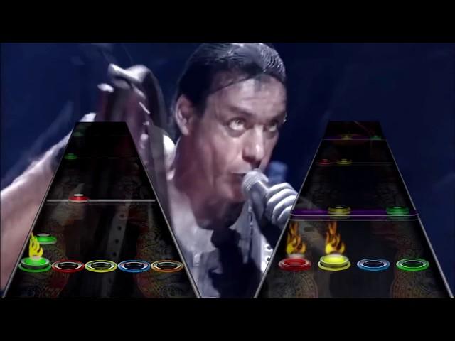 Rammstein - Waidmanns Heil [Guitar and Drums]