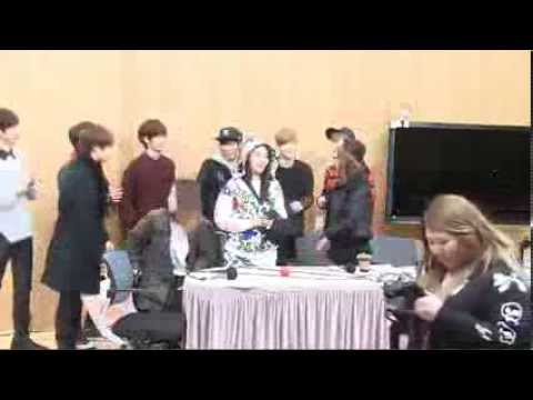 140102 K.Will Youngstreet - Starship Planet So Cute ( Boyfriend, SISTAR, K.will )