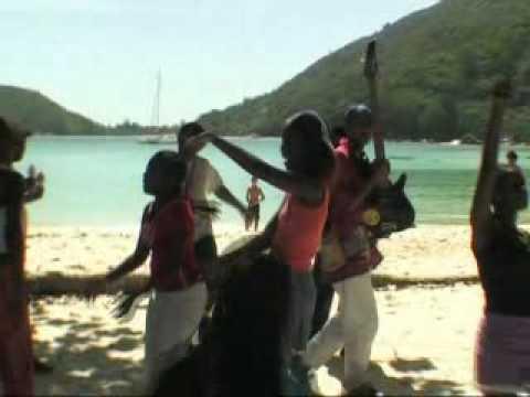 Seychelles Reggae - Jahmi - Reggae Feeling.avi