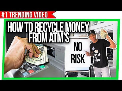 How To Make $3,000/mo CASH With an ATM Machine (Passive Income Business)