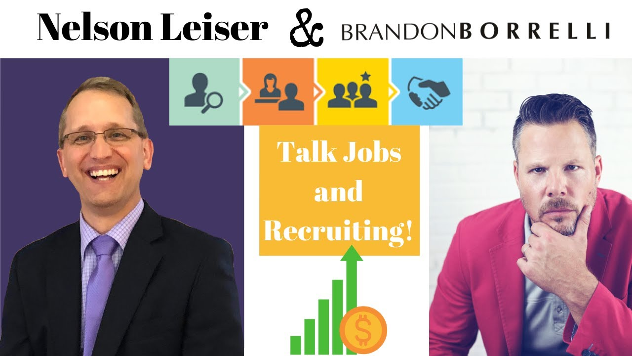 LL8: How to find EMPLOYMENT in the midst of COVID-19 & Beyond with Nelson Leiser