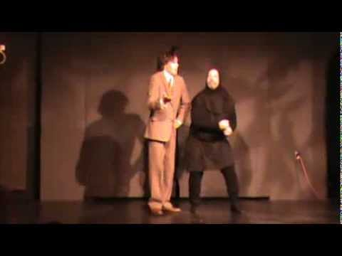 Young Frankenstein Dress Rehearsal Clips