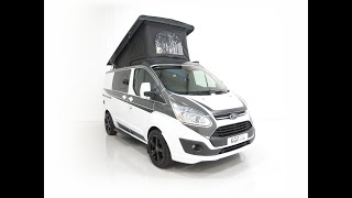 A Luxury Ford Transit Custom RS Edition Camper Van with Incredible Specification - £26,495