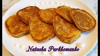Оладьи из Тыквы / Тыквенные Оладьи / Pancakes / Fritters Recipe / Простой Рецепт (Вкусно и Полезно)