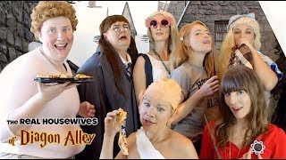 Real Housewives of Diagon Alley EP.1 || WALK OF SHAME
