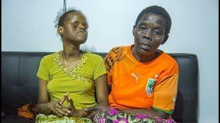 Inasikitisha sana, Mama Mjane ametengwa na ndugu kumuuguza binti yake mlemavu.