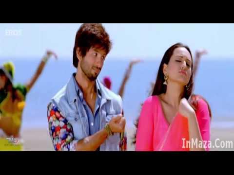 Saree Ke Fall Sa Full Video Song R    Rajkumar 2013 HD InMaza com by T s konda