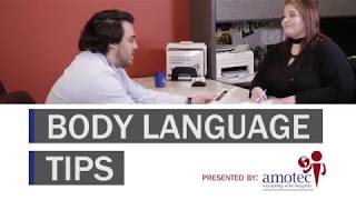 Amotec Body Language Blunders Part 3