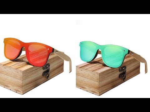Top Sunglasses Men Brand Designer KINGSEVEN | Original Wood Glasses