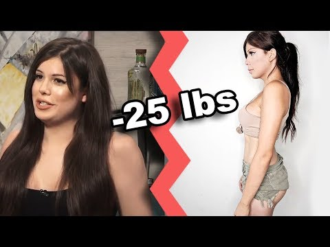 How I Lost 25 Pounds (Fitness Routine)