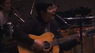 Acoustic performance by Mukai of Tuesday Girl a B-side from the sin...