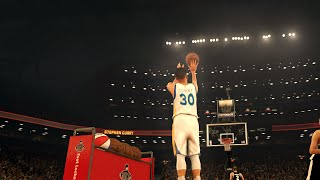 nba 2k17 epic 3 point contest feat steph curry lillard kemba irving jr smith more hd