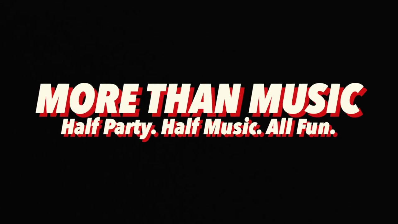 What Is More Than Music Presents Youtube