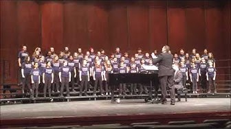 She Sings... Sarah Banks MS 7th Grade Choir