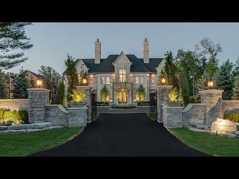 65 Westwood Lane Video Tour | Luxury Home‪ designed by Flora