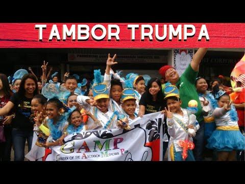 Tambor Trumpa Martsa Musika - Philippines Travel Site|FULL HD