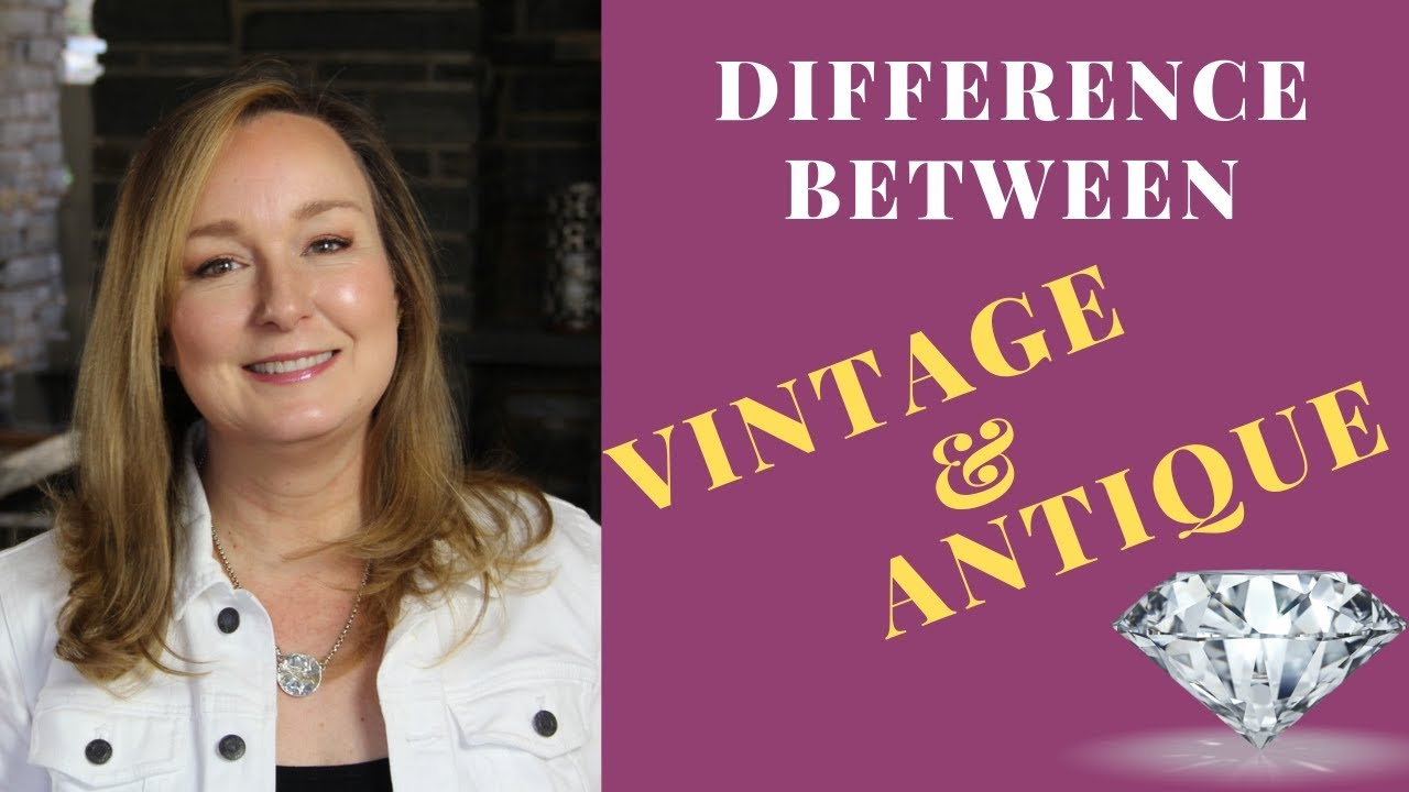 Vintage Vs Antique >> Antique Jewelry Vs Vintage Jewelry