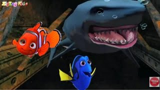Finding Nemo | Episode 4 Submarine | À Procura de Nemo Disney | ZigZag Kids HD