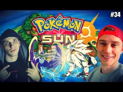 Pokemon SUN (odc. 34) - KUSHI KONTRA JUDI ! PvP W POKEMON SUN