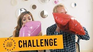 The Helium Challenge feat. Amelia Liana | Jamie Laing
