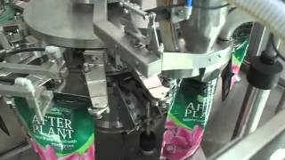 AP-8BT-IV Production Line for Zipper Premade Pouch