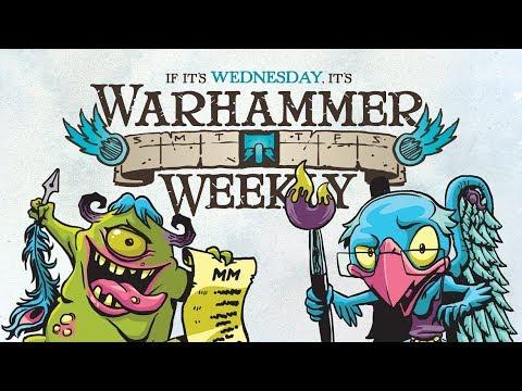 Warhammer Weekly 09052018 - Warhammer Achievements & Tzeentch Heroes w/Steve Wren