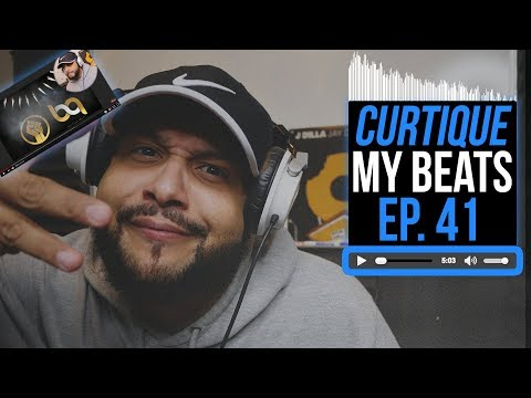 Beat Critiques! Reacting To YouTube Music Producer Beats | CURTIQUE MY BEATS (EP 41)