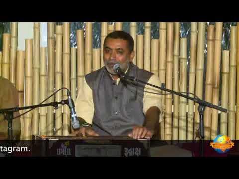 MERANBHAI GADHAVI AT LONDON 2017 I CHARNI SHAHITYA I MORARIBAPU RAMKATHA