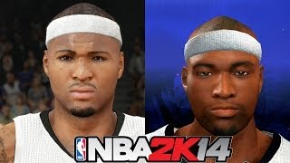 PS4 vs Xbox 360 and PS3 NBA 2K14 Graphics Comparison HD Part 1- Playstation 4 Footage