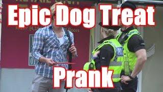 Epic Dog Treat Prank