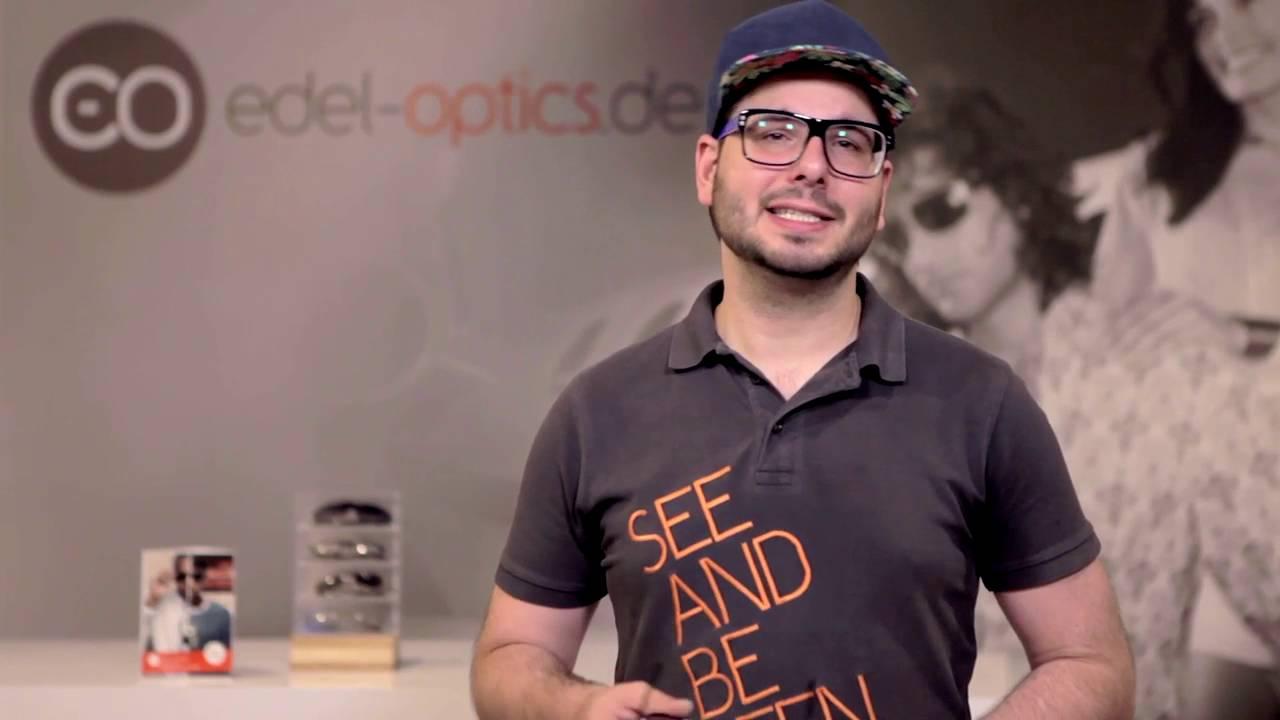 Edel-Optics Master of the Glasses: Brille anpassen - YouTube