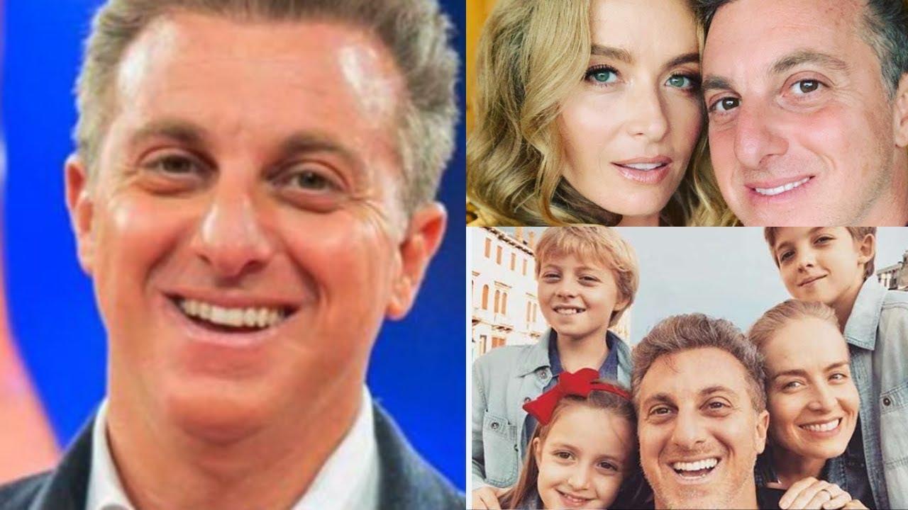 Conheça os filhos de Luciano Huck e todas as namoradas que ele teve antes de se casar com Angélica