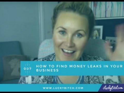 How to Find Money Leaks in Your Business