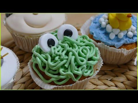 cupcake-dekoidee- -teil-2-der-special-week- -tutorial- -monster-cupcake