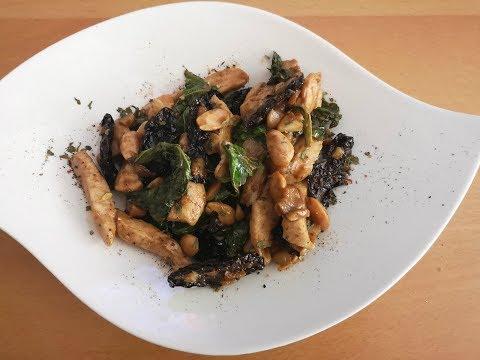 como-hacer-wok-de-pollo-y-col-kale-|#wokdepollo-#recetasfáciles-#wok-#kale-#cocinasana-#cocinafácil