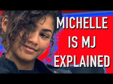 Michelle is MJ Explained | Spider-Man: Homecoming
