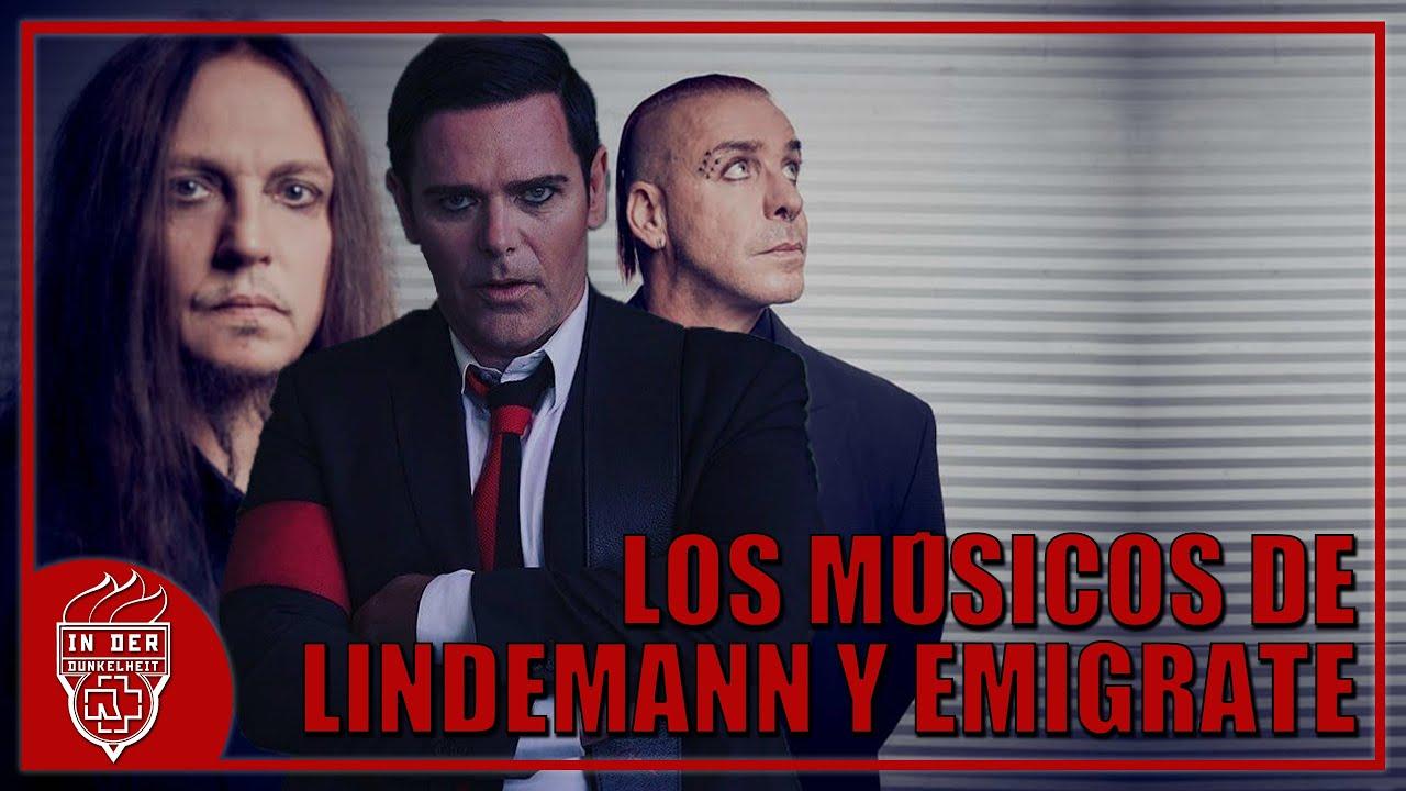 Los Músicos de Lindemann y Emigrate - Pte. 2