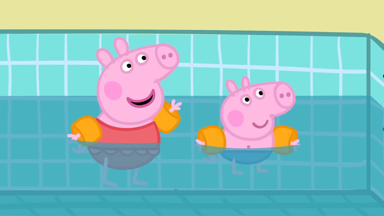 Peppa Pig Official Channel | Peppa Pig's Marble Run Mess | Peppa pig Family for Kids